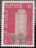 Poštovní známka Belgie 1987 Moderní architektura Mi# 2304