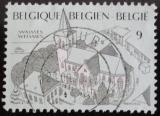 Poštovní známka Belgie 1988 Kostel Mi# 2342