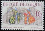 Poštovní známka Belgie 1994 Svatební turnaj Mi# 2605