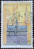 Poštovní známka Belgie 1996 Architektura, Brusel Mi# 2694
