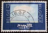 Poštovní známka Belgie 1998 Umění, René Magritte Mi# 2798