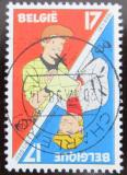 Poštovní známka Belgie 1999 Mládež a filatelie Mi# 2838