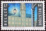Poštovní známka Belgie 2000 Hlavní náměstí, Brusel Mi# 2975