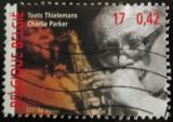 Poštovní známka Belgie 2000 Jazzoví hudebníci Mi# 3013