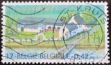 Poštovní známka Belgie 2001 Farma Mi# 3067