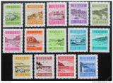 Poštovní známky Jersey 1982 Doplatní Mi# 33-46