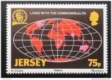 Poštovní známka Jersey 1984 Poštovní konference Mi# 323