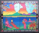 Poštovní známky OSN Ženeva 1992 Konference UNCED Mi# 215-18