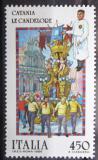 Poštovní známka Itálie 1986 Folklór Mi# 1960
