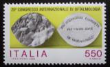 Poštovní známka Itálie 1986 Kongres očních lékařů Mi# 1972