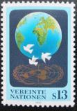 Poštovní známka OSN Vídeň 1993 Holubice míru Mi# 149