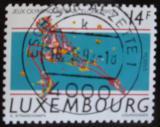 Poštovní známka Lucembursko 1992 LOH Barcelona Mi# 1297