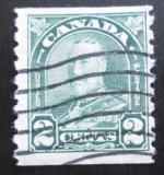 Poštovní známka Kanada 1930 Král Jiří V. Mi# 141 D Kat 8€