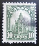 Poštovní známka Kanada 1930 Parlamentní knihovna Mi# 150