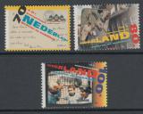 Poštovní známky Nizozemí 1995 Život seniorů Mi# 1540-42