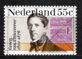 Poštovní známka Nizozemí 1976 Guillaume Groen van Prinsterer, politik Mi# 1075