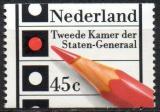 Poštovní známka Nizozemí 1977 Parlamentní volby Mi# 1093 C