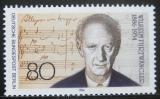 Poštovní známka Západní Berlín 1986 Wilhelm Furtwangler, skladatel Mi# 750