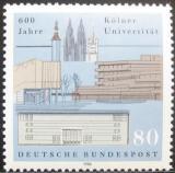 Poštovní známka Německo 1988 Univerzita v Kölnu Mi# 1370