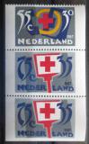 Poštovní známky Nizozemí 1987 Červený kříž Mi# 1323 C,1325D/E