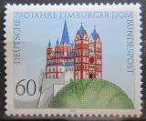 Poštovní známka Německo 1985 Katedrála Limburg Mi# 1250