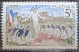 Poštovní známka Francouzská Polynésie 1967 Slavnosti Mi# 68
