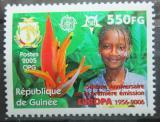 Poštovní známka Guinea 2006 Evropa CEPT Mi# 4205