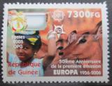 Poštovní známka Guinea 2006 Evropa CEPT Mi# 4213 Kat 8.30€