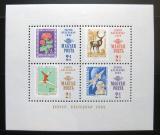 Poštovní známky Maďarsko 1965 Den známek Mi# Block 51