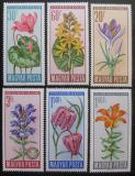 Poštovní známky Maďarsko 1966 Květiny Mi# 2212-17
