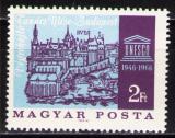 Poštovní známka Maďarsko 1966 UNESCO, 20. výročí Mi# 2241