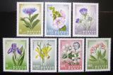 Poštovní známky Maďarsko 1967 Květiny Mi# 2307-13