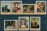 Poštovní známky Maďarsko 1968 Umění Mi# 2409-15