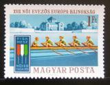 Poštovní známka Maďarsko 1970 ME ve veslování žen Mi# 2601
