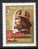 Poštovní známka Maďarsko 1970 Král Štěpán I. Mi# 2602