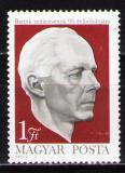 Poštovní známka Maďarsko 1971 Béla Bartók, skladatel Mi# 2659