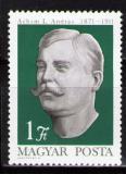 Poštovní známka Maďarsko 1971 András Áchim, politik Mi# 2662