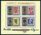 Poštovní známky Maďarsko 1971 Den známek Mi# Block 83