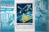 Poštovní známka Maďarsko 1973 Vesmírná stanice Mi# Block 101
