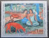 Poštovní známka Francie 1968 Umění, Gauguin Mi# 1635