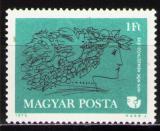 Poštovní známka Maďarsko 1975 Mezinárodní rok žen Mi# 3024