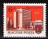 Poštovní známka Maďarsko 1975 Dunaujváros Mi# 3045