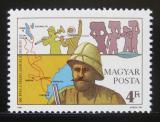 Poštovní známka Maďarsko 1987 Sámuel Teleki Mi# 3905