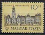 Poštovní známka Maďarsko 1989 Rodinný zámek Mi# 4009