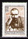 Poštovní známka Maďarsko 1983 Gyula Juhász, básník Mi# 3599