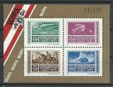Poštovní známky Maďarsko 1981 Výstava WIPA Mi# Block 150