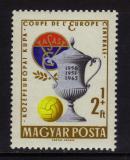 Poštovní známka Maďarsko 1962 Fotbal Mi# 1880
