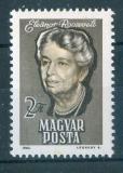 Poštovní známka Maďarsko 1964 Eleanor Roosevelt Mi# 2017