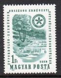 Poštovní známka Maďarsko 1964 Vodopád Eger Mi# 2042