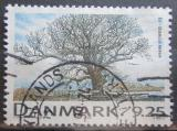 Poštovní známka Dánsko 1999 Dub Mi# 1202